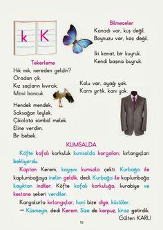 K sesi Turkish Language, Eminem, Grade 1