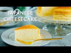 Sugar Rush: Japanese Cheesecake At Cafe Zaiya Serious Eats. How To Make The Best No Bake Cheesecake Serious Eats. Steamed Pork Buns, Steamed Cake, Japanese Food, Japanese Recipes, Japanese Salad, Japanese Ramen, Japanese Cheesecake Recipes, Delicious Desserts, Dessert Recipes