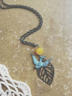 sunshine daydreams necklace.