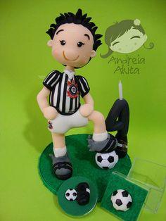 16/08 - Topo personalizado do Guilherme - Obrigada a Mamãe Adriana Yukari - São Paulo - SP | Flickr - Photo Sharing!