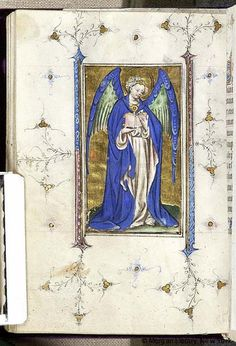 Book of Hours, MS M.866 fol. 112v - Images from Medieval and Renaissance Manuscripts - The Morgan Library & Museum