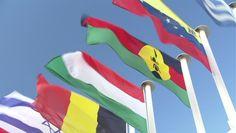 Banderas Publicitarias en JR Publicidad y Estampados en Bucaramanga Santander Barrio La Universidad