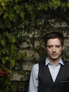 Elijah Wood via Eternally Elijah on Tumblr. Attractive as always.:-)