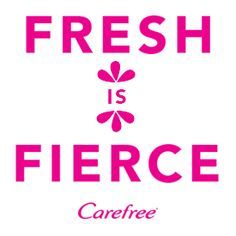 Reviewed this product through the @influenster #freshisfierce #refreshvoxbox. Carefree saves the day yet again!