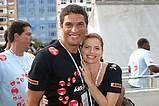 Débora Bloch e Olivier Anquier