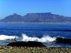 Visit the post for more. Table Mountain Cape Town, Mountain View, Places To See, South Africa, My Photos, Island, Explore, Mountains, Travel