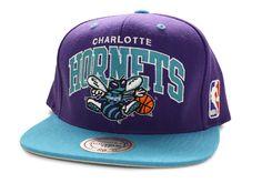 Hornets Snapback Charlotte Hornets fb08a0d7aebd