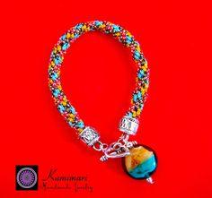 Kumimari 2: Basic 8-Strand Bracelet/Pulsera Basica de 8 Hilos