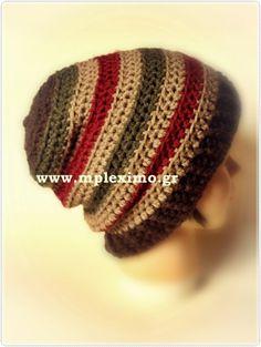 crochet unisex hat