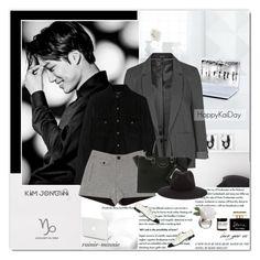 """HappyKaiDay"" by rainie-minnie ❤ liked on Polyvore featuring Dolce&Gabbana, Fig+Yarrow, Topshop, Yves Saint Laurent, rag & bone, Balenciaga, Miu Miu, Diane James and modern"