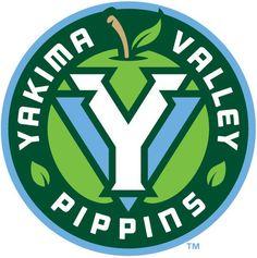 Yakima Valley Pippins Alternate Logo (2014) -