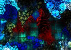 #jungle #tropicalflowers #flowers #orange #lemon #blue #red #green #tropical #digitalart #artwork #myart #elstenseth #artatelstenseth #photoshop #adobecreativecloud #photoshopcc #light Red Green, Blue, Tropical Flowers, Graphic Art, Digital Art, Lemon, Photoshop, Orange, Drawings