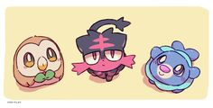 New Pokemon Starters