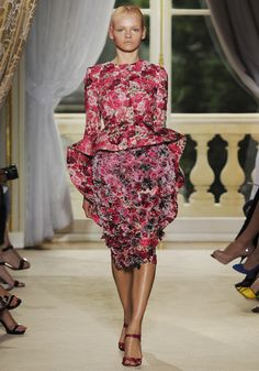 Giambattista Valli Haute Couture Automne-Hiver 2012-2013