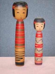 Saito Hiromichi 齋藤弘道, Master Sato Shoichi, 24.8 cm and 18.5 cm