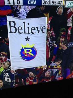 Real Salt Lake 1-0 Chivas USA: 20-April 2013 // I'm a teevee star.