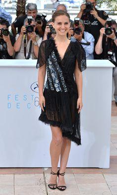 Natalie Portman en Rodarte