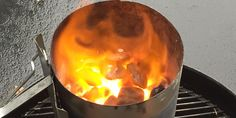 You don't need a dedicated Smoker to create great BBQ. All you need is yourcharcoal grill. Here, I will set up a 22″ Weber Grill for Smoking I. What you will need: Charcoal Grill Bricks (optional, but makes the operation easier) Disposable Pan Chimney Starter Charcoal 3 Sheets of Newspaper Lighter Wood Chips Aluminum Foil …