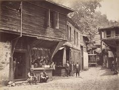 Beykoz  Abdullah Fréres / 1865