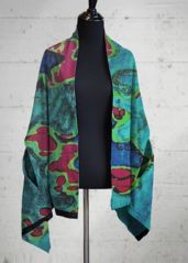 Earth Multi Wear Wrap.: What a beautiful product!