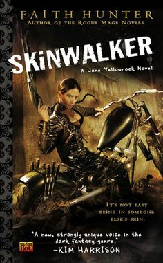 Skinwalker (Jane Yellowrock, #1).  Not exactly PNR.  Lite on the romance but heavy on the paranormal and urban fantasy.