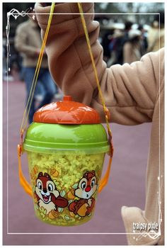 Tokyo Disney Resort Chip and Dale Drink Cup Unused item New Rare F//S