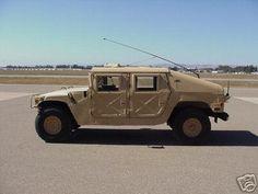 1985 AM General HMMWV Military Humvee