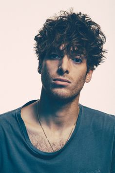 Portrait of Scottish singer and songwriter Paolo Nutini, United Kingdom, 2014, photograph by Andrew Whitton.