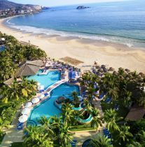 Sunscape Dorado Pacifico, Ixtapa, Mexico #pool #beach