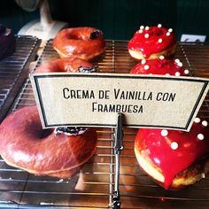 La Donuteria #Barcelona #doughnuts