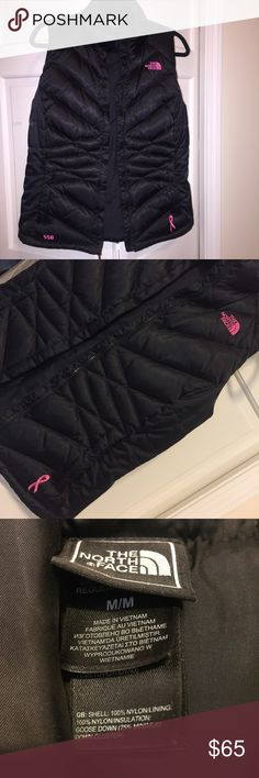 North Face Vest In a like new condition! The North Face Jackets & Coats Vests