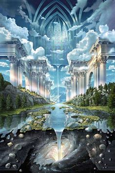 Genesis II by John Stephens - The Heavens and the Earth