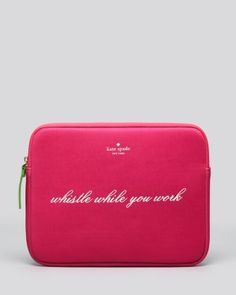 kate spade new york iPad Case - Whistle While You Work  Bloomingdale's