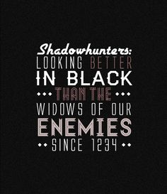 Quote form Jace Herondale ~ CITY OF BONES