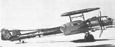 Dornier Do17z showing the fittment of the Lorin Ramjet