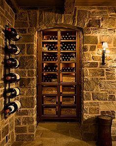 My Idea of my perfect Wine Cellar #CampoViejo