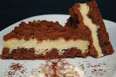 strúhaný koláč