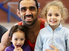 Boo Adam Goodes and you're teaching your kids to bully - Kidspot