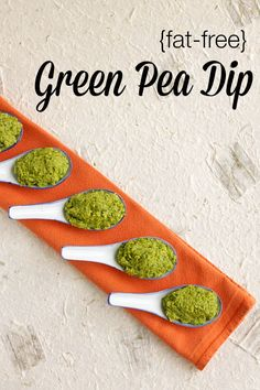 [fat-free} green pea dip ! This sounds absolutely delicious ! Great flavours and so simple to make!