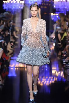 Fall 2014 Couture : Elie Saab