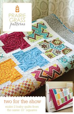 Two for the Show: Quilting Pattern #115