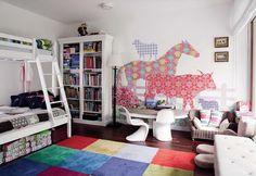 pokój dla dwójki dzieci aranżacje - Szukaj w Google
