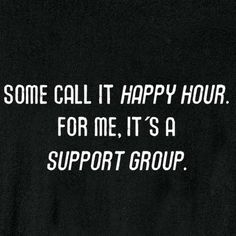 And we can all use a little support every now and again....