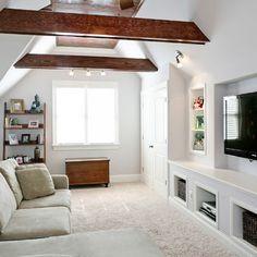 Bonus Room Above Garage Design, Pictures, Remodel, Decor and Ideas - page 18