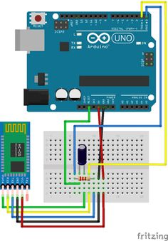 Hello world, in this Instructable I want to show you, how to program your Arduino Uno with your Android device over Bluetooth. It is very simple and so cheap. Android Tutorials, Android Hacks, Android Art, Android Watch, Arduino Bluetooth, Wifi Arduino, Arduino Laser, Arduino Sensors, Bluetooth Gadgets