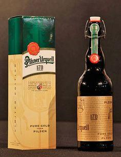 Pilsner Urquell - 170 anos de muita saúde.