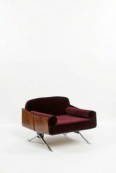 Jorge Zalszupin chair
