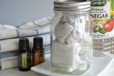 DIY Dryer Sheets | Earth friendly and economical