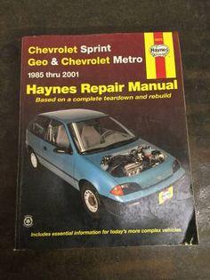 1989 chevy metro geo cars i have owned pinterest cars and vehicle rh pinterest com Chilton Repair Manual Geo Metro Repair Manual PDF