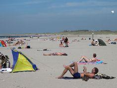amsterdam beach Zandvoort beach